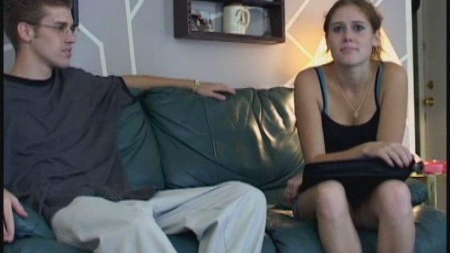 Porn star got after the interview hot sex